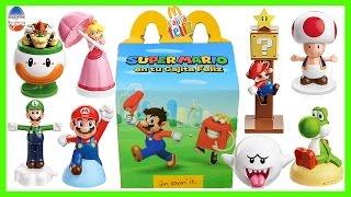 Download Cajita Feliz Mc Donald's Super Mario Colección Completa-JuguetesYSorpresas Video