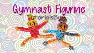Download Gymnast Action Figurine/Figurine Rainbow Loom Tutorial Video