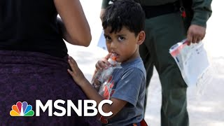 Download Number Of Separated Children At The Border Jumps To Up To 3,000 | MTP Daily | MSNBC Video