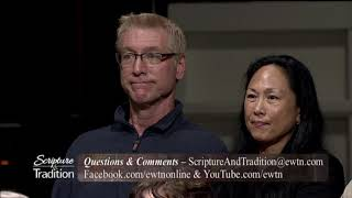 Download Scripture and Tradition with Fr. Mitch Pacwa - 2019-12-10 - 12/10/2019 Video