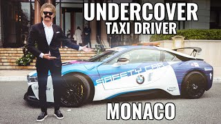 Download UNDERCOVER TAXI PRANK IN A SAFETY CAR & FAN RIDES   eVLOG Video