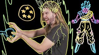 Download How To Go Super Saiyan with Science! | Because Science w/ Kyle Hill Video