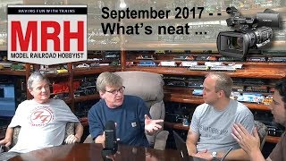 Download Whats Neat in model railroading | September 2017 Model Railroad Hobbyist | Ken Patterson Video