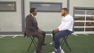 Download In The Game With Jim Hill: Aaron Donald Video