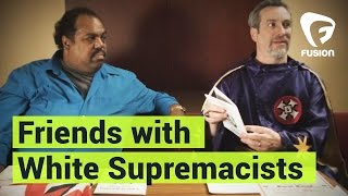 Download This Black Musician Explains Why He is Friends With White Supremacists Video