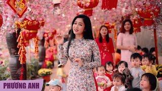 Download Xuân Đẹp Làm Sao - Phương Anh | Official MV Video