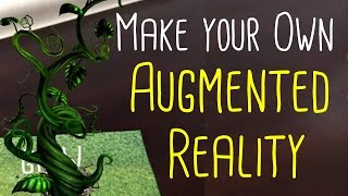 Download Make your Own Augmented Reality - with PowerPoint and Aurasma (Now Called HP Reveal) Video
