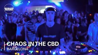 Download Chaos In The CBD   Boiler Room Barcelona: Nitsa Video
