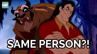 Download Beast & Gaston Are The SAME (Nature v Nurture) | Beauty and the Beast Theory: Discovering Disney Video