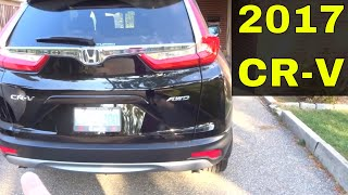Download 4 Things I Hate About The 2017 Honda CR-V Video