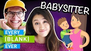 Download EVERY BABYSITTER EVER Video