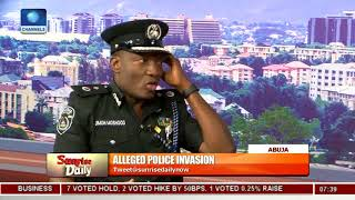Download 'We Had No Hand In The Invasion Of Saraki's Residence'- Police PRO Pt.2 |Sunrise Daily| Video