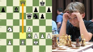 Download ¡EL NIÑO QUE SACRIFICA SU DAMA Y DERROTA A UN 2.700!: Keymer vs Gelfand (Isle of Man, 2018) Video