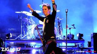 Download GREEN DAY! LIVE EXCLUSIVE Iron Man, Sweet Child O' Mine, Baba O' Riley, & more - Green Day Video