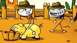 Download ЗАТРОЛЬ ВЕСЬ МИР! - Троль Квест - Troll Adventures Video