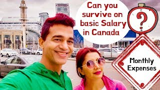 Download Can you survive in basic salary in Canada? by Jake and Demi Video