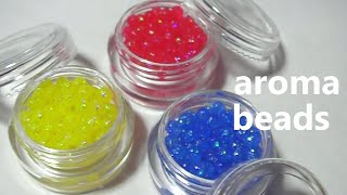 Download You can not eat 🌼 DIY Scented Aroma Beads Kit (Air Fragrance) 不可吃 Video