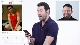 Download Billy Eichner Hijacks a Stranger's Tinder | Vanity Fair Video