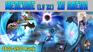 Seven Knights Arena - Awakened Chancellor in Arena (4800-4900) PART