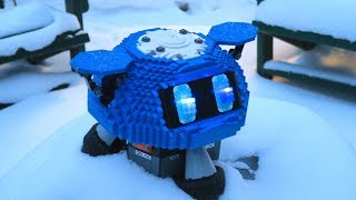 Download LEGO Mei's Snowball - Overwatch Video