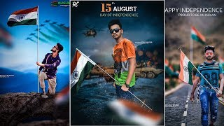 Download Indian Patriot Man    PicsArt 15th August editing    Happy Independence day editing    Video