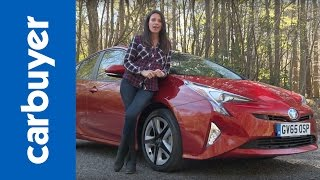 Download New 2016 Toyota Prius Hybrid in-depth review – Carbuyer – Ginny Buckley Video