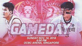 Download Singapore Slingers vs Formosa Dreamers | LIVE NOW | 2018-2019 ASEAN Basketball League Video