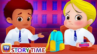 Download The Food Project at School - Bedtime Stories for Kids in English | ChuChu TV Storytime for Children Video