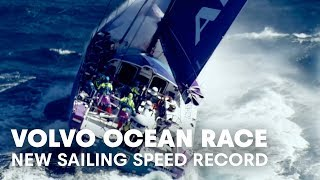 Download Setting A New Sailing Speed Record   Volvo Ocean Race Raw Part 1 Video