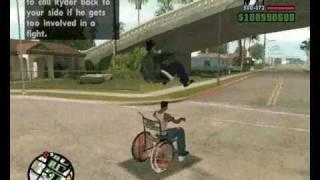 Download Gta sa Stunts and funny stuffs Video
