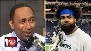 Download Stephen A. begging for Cowboys to choke in Week 16 | Stephen A. Smith Show Video