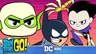 Download Top 10 Awesome Moments | Teen Titans Go! | DC Kids Video