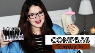 Download COMPRAS | Fevereiro'16 (Ebay, Aliexpress, Ikea, Boticário, Garage Sales e muito mais) Video