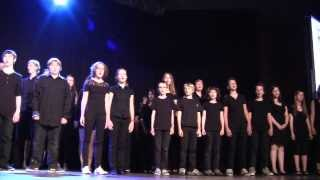 Download Youth Choirs in Movement 2013 - Final Concert II - Atelier 1 Video