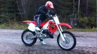 Download Honda CR 500 Sound Check Braaap!!! Video