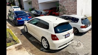 Download Inside a Honda Collectors Garage Located in Guatemala Video