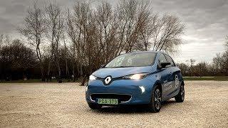 Download Renault Zoe 2017 - Vezettem Video
