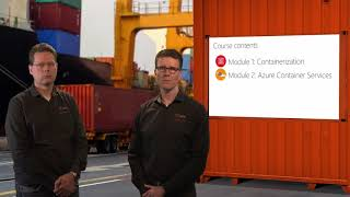 Download Configuration Management for Containerized Delivery   Microsoft on edX   Course About Video Video