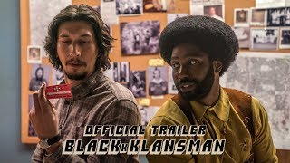 Download BLACKkKLANSMAN - Official Trailer [HD] - In Theaters August 10 Video
