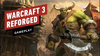 Download The First 17 Minutes of Warcraft 3 Reforged - Exodus of the Horde Gameplay Video