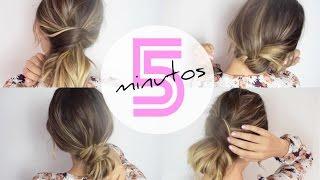Download ¡PEINATE EN 5 MIN! recogidos faciles   Miss Cucu Video