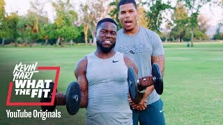 Download Bulk up With the Boss | Kevin Hart: What The Fit | Laugh Out Loud Network Video
