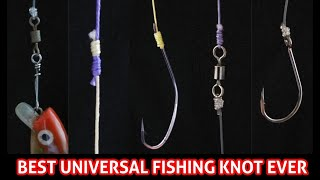 Download Just 1 Knot You Need For Fishing Video