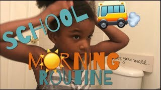 Download SCHOOL MORNING ROUTINE!+ A Little Chit Chat Video