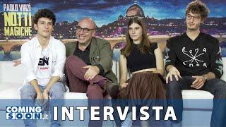 Download Notti Magiche: Paolo Virzì, Irene Vetere, Mauro Lamantia e Giovanni Toscano - Intervista Esclusiva Video