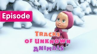 Download Masha and The Bear - Tracks of unknown Animals (Episode 4) Video