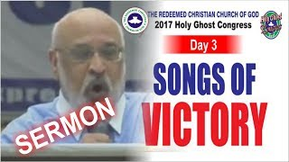 Download Pastor Stephen Rathod Sermon @ RCCG 2017 HOLY GHOST CONGRESS Day3 Video