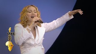 Download Madonna - Like A Prayer (Live 8 2005) Video