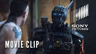 Download CHAPPIE Movie Clip - ″Real Gangster″ Video
