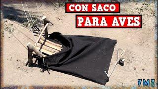 Download Trampa Para Aves Automática Con Saco De Dormir| TÉCNICA DE SUPERVIVENCIA| TUTORIAL| YMX Video